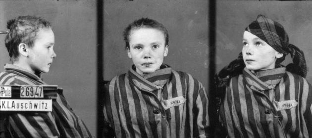 Krakow Auschwitz Czeslawa Kwoka