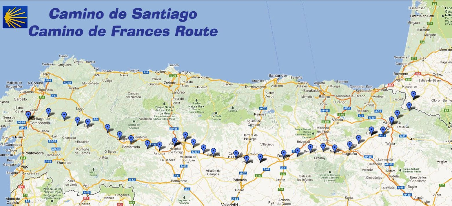 Cycling The Camino De Santiago… In The 'Wrong' Direction ...