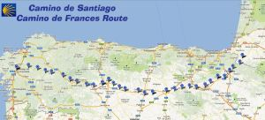 Camino Full Route