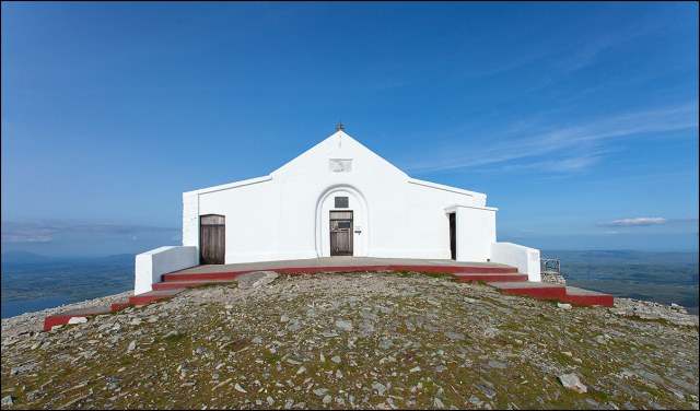 Image result for croagh patrick church