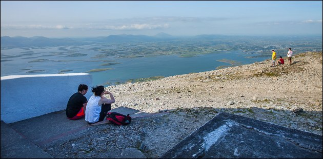 Croagh-Patrick-Summit-Climbers