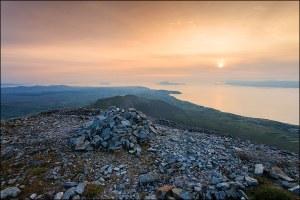 Croagh-Patrick-Summit