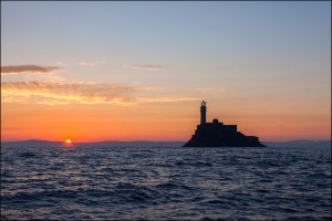 Fastnet-Sunset