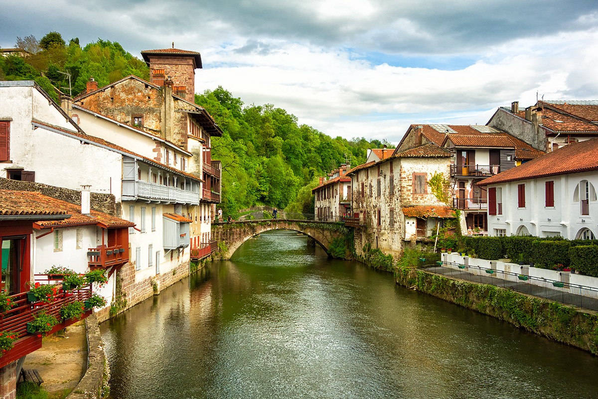 Camino de santiago st jean pied de port to logro o - Places to stay in st jean pied de port ...