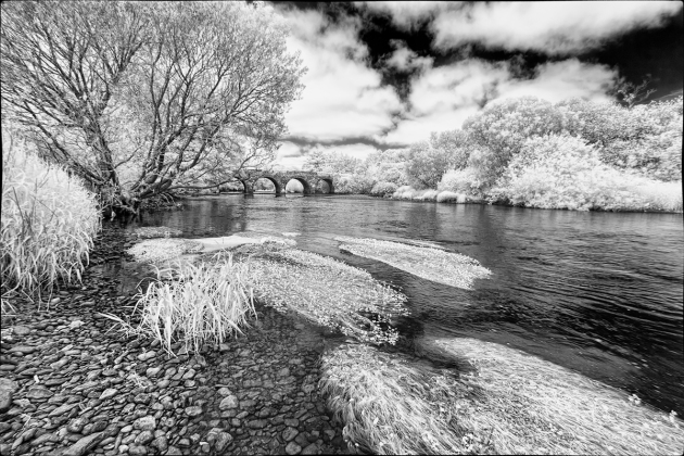 Blackwater Longfields Bridge Nr Mallow