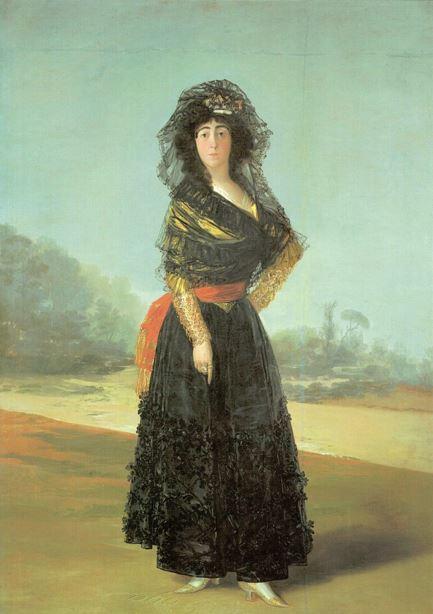 Goya Duchess of Alba