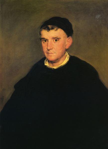 Goya Friar Juan Fernandez 51